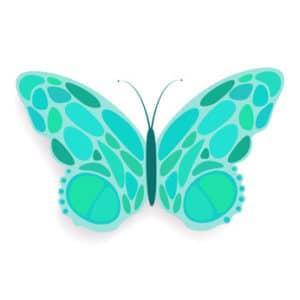 Thyroid Butterfly