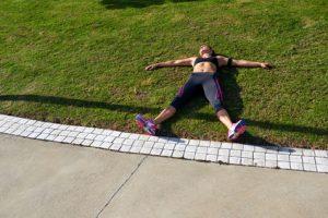 tired runner